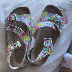 Mini Boden sandals